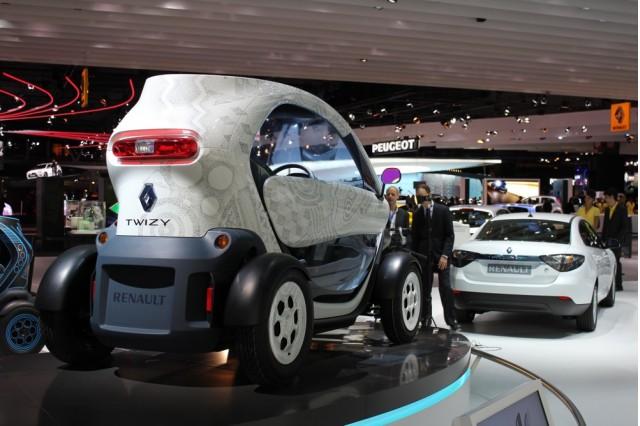 Renault Twizy Concept