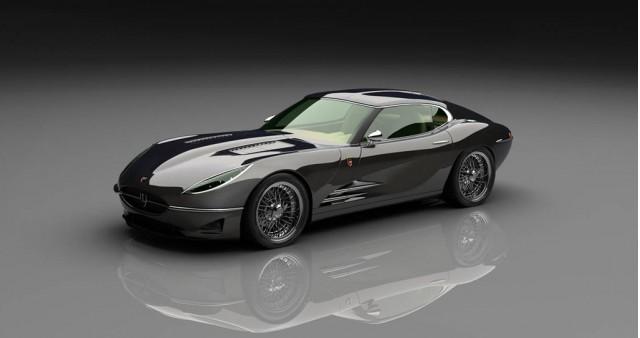 Renderings of new Lyonheart K sports car
