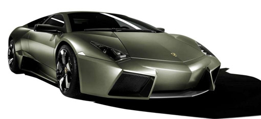 Revealed: Lamborghini's Reventón supercar