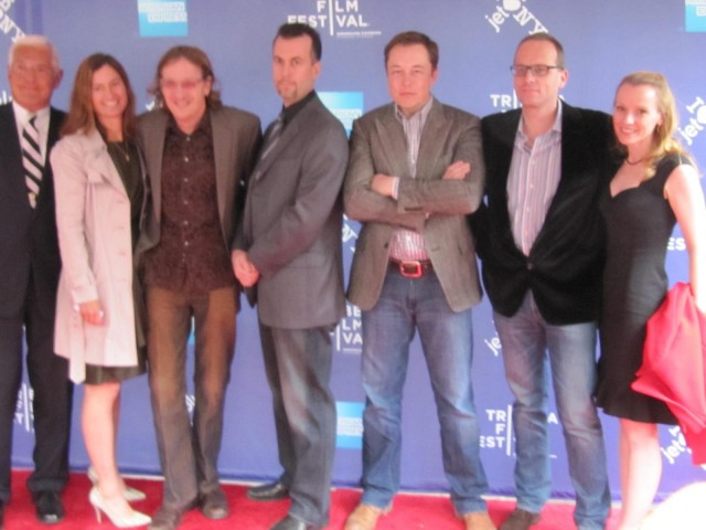 'Revenge of the Electric Car' premiere: red carpet