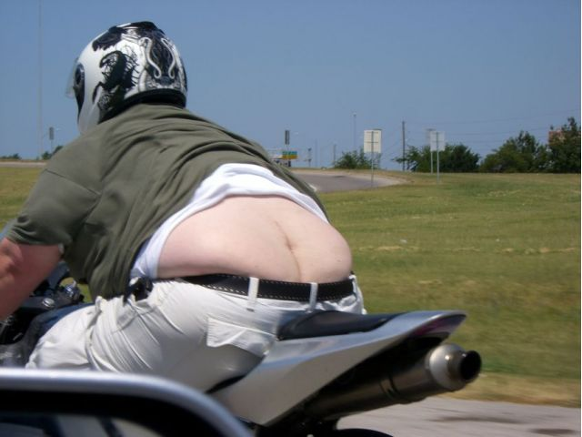 Riding a motorcycle makes you smarter