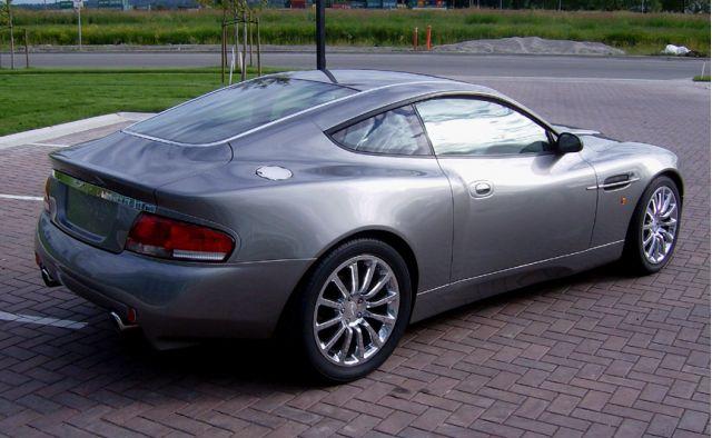 Replica Aston Martin Vanquish Built From A Mustang