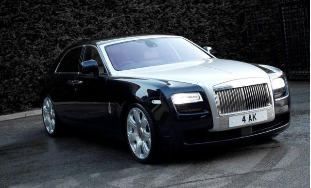 Rolls-Royce Ghost by A. Kahn Design