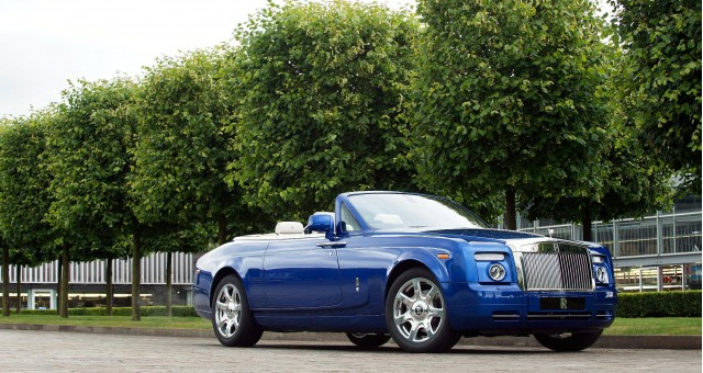 Rolls-Royce Masterpiece London 2011 Drophead Coupe