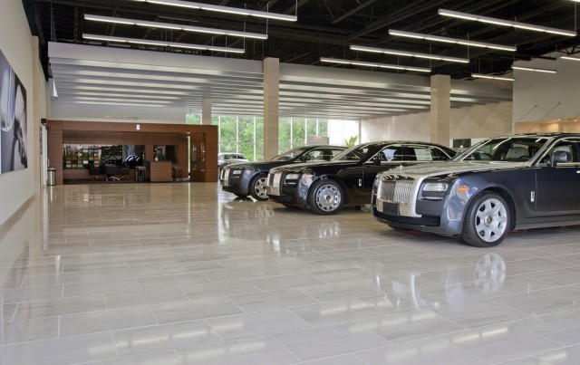 Rolls Royce Motor Cars Long Island