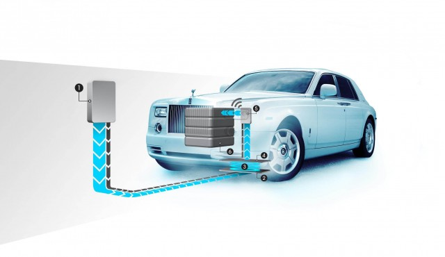 Rolls Royce Phantom Experimental Electric 102EX