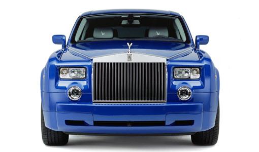 Rolls Royce Phantom Grey Goose edition