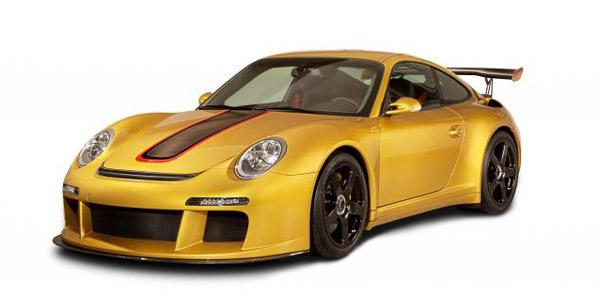 Ruf Rt 12 R based on the Porsche 911