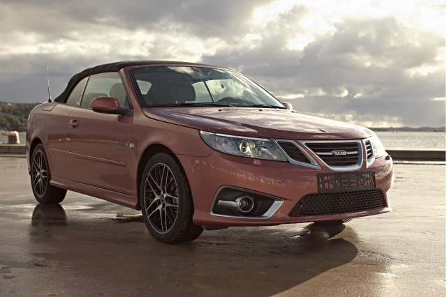Saab 9-3 Cabriolet Independence Edition - image: KVD Auctions