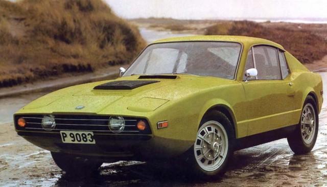 Guilty Pleasure: Saab Sonett III