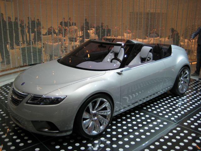2008 Saab 9-X Air BioHybrid Concept
