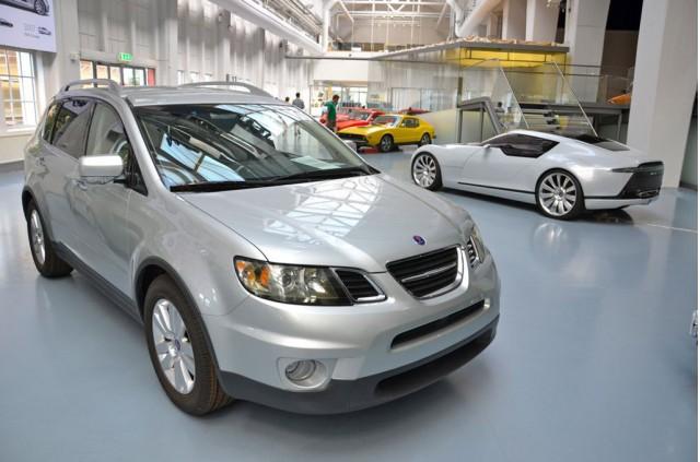Saab 9-6 concept