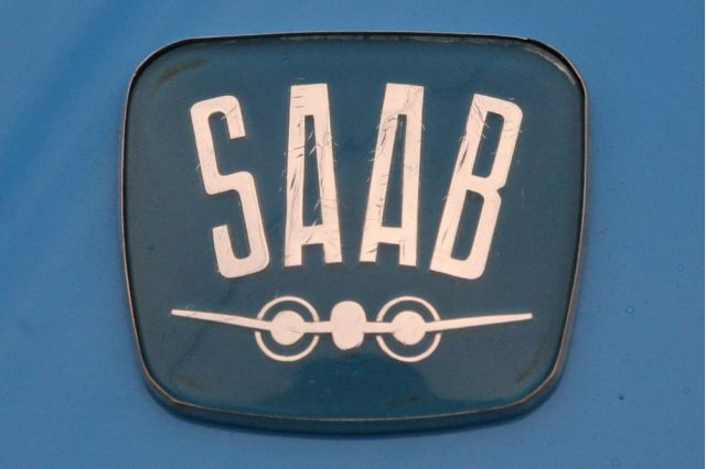 Old SAABs … made from planes with propellers.