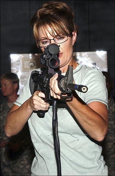Sarah Palin takes aim at ethanol subsidies