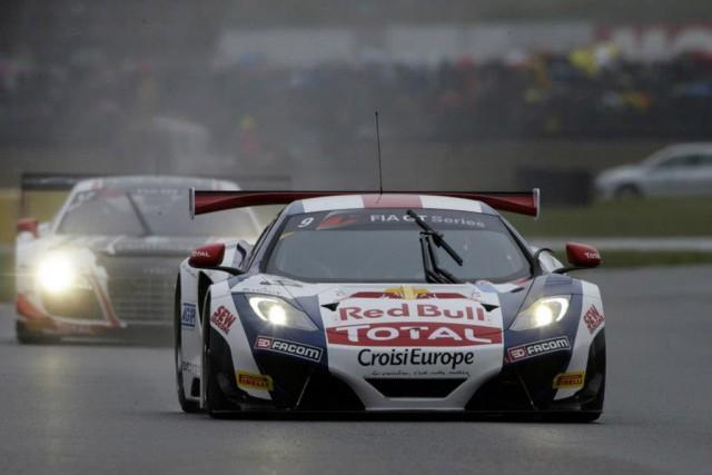Sébastien Loeb Racing's 2013 McLaren 12C GT3
