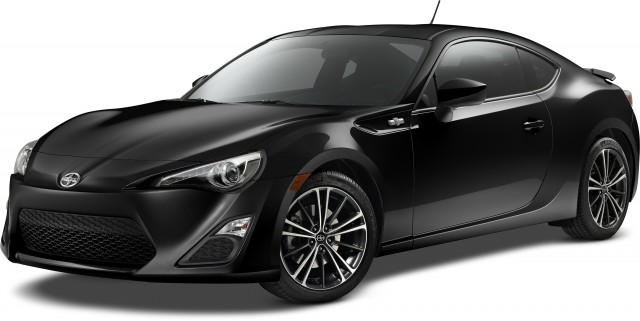 Scion FR-S Monogram Series