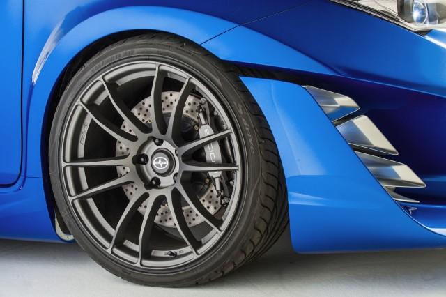Scion iM concept, 2014 Los Angeles Auto Show