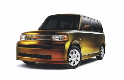 Scion xB Release Series 4.0
