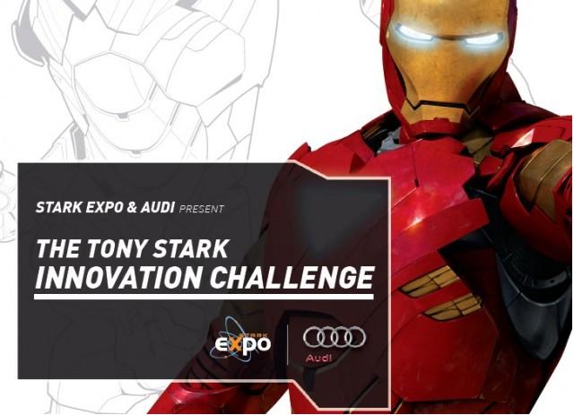 Screencap from the 'Tony Stark Innovation Challenge' brief
