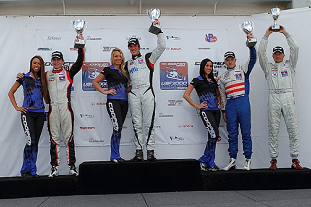 Sebring podium shot courtesy USF2000