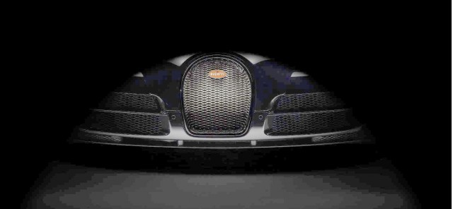 Second Bugatti Veyron 'Legend' special-edition teased for Frankfurt