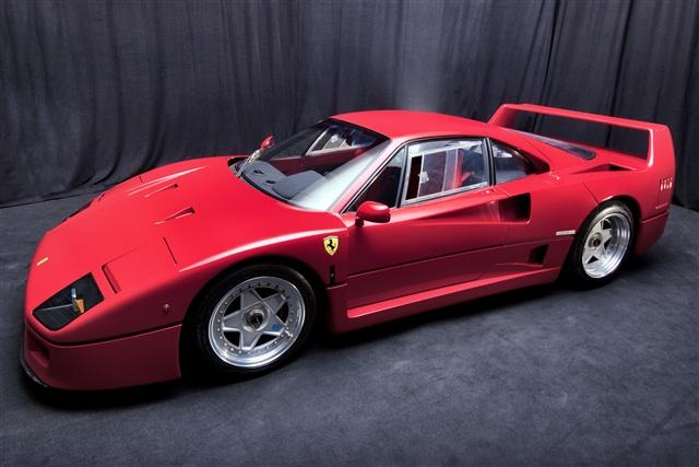 Seized Ferraris to be sold by BVA Auctions - image: BVA Auctions