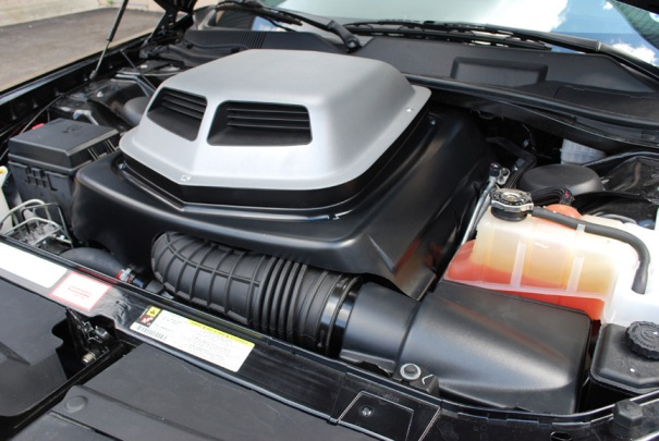 Dodge Challenger Shaker Hood System From Classic Design