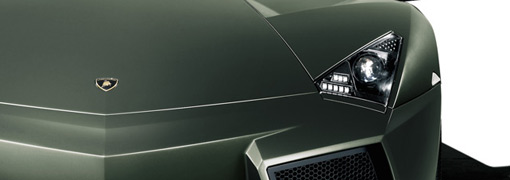 Shine-free matte paint is the new black