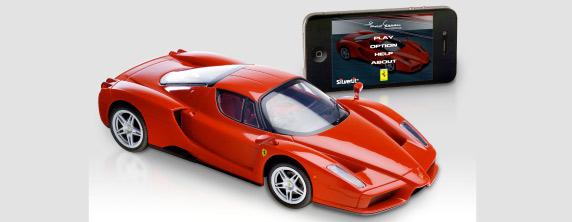 Silverlit Ferrari Enzo Bluetooth RC
