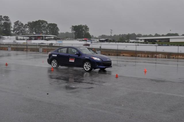 Skip Barber Mazda Driving School - Braking