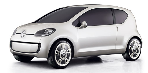 Skoda to build Volkswagen up! minicar