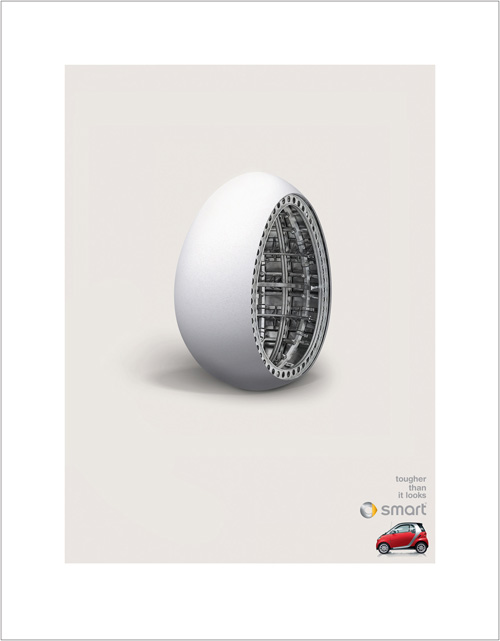 Smart campaign from BBDO NY