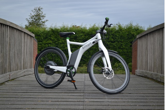 Smart eBike electric bicycle