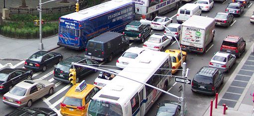 Smart signals to solve traffic snarls