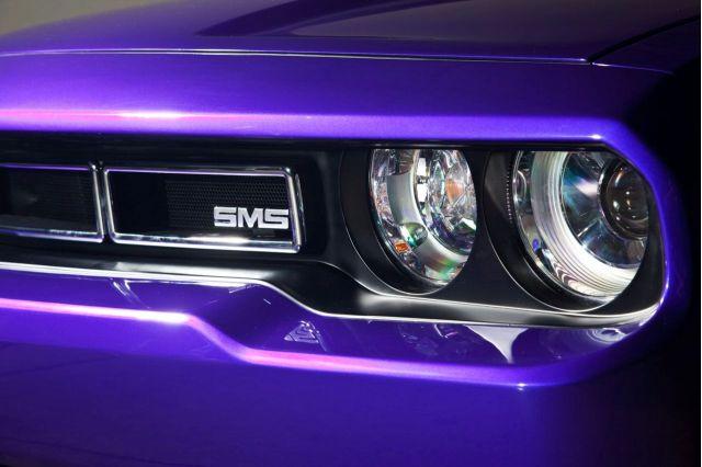 SMS 570 Dodge Challenger