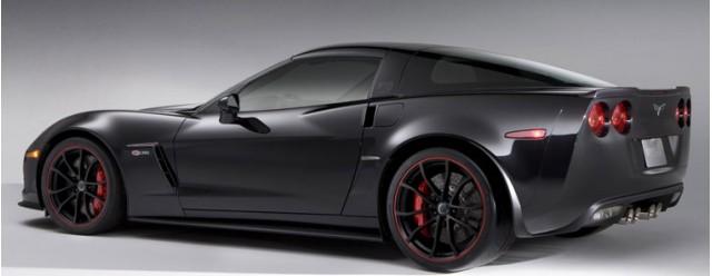 Special edition 2012 Corvette Z06