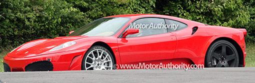 Spy shots: Ferrari Enzo-successor
