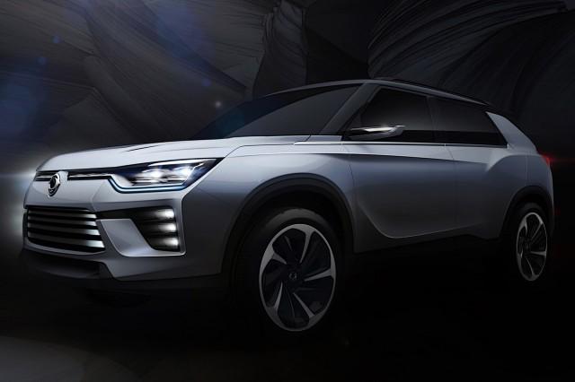 Ssangyong SIV-2 Concept for Geneva Motor Show