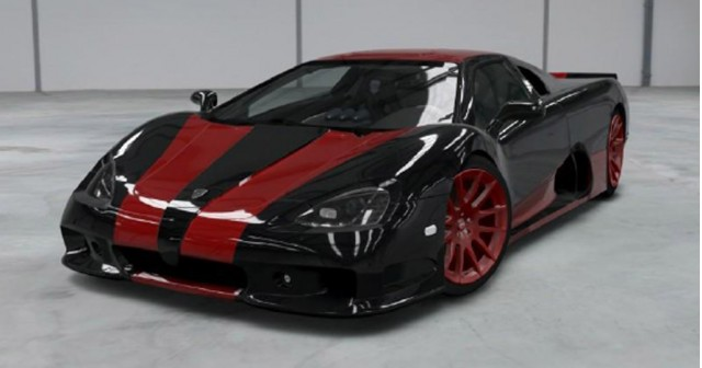 SSC Ultimate Aero XT chassis #5