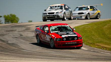 Steeda Dominates NASA American Iron at Gratttan Raceway ...