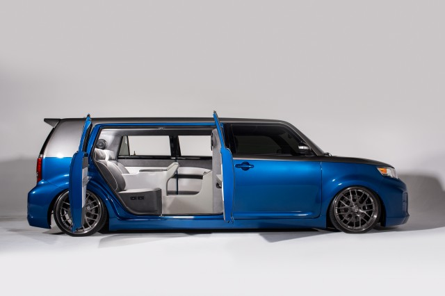 Strictly Business Cartel Scion xB