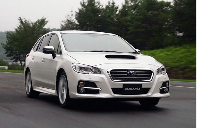 Subaru Levorg concept,  2013 Tokyo Motor Show