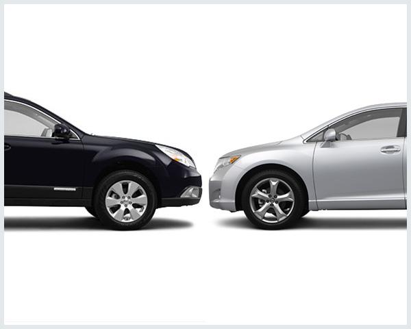 Subaru Outback Vs. Toyota Venza