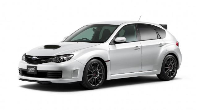 Subaru WRX STI R205