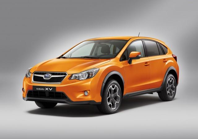 Subaru XV (European spec)