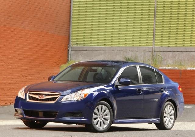2010 Subaru Legacy 3.6R