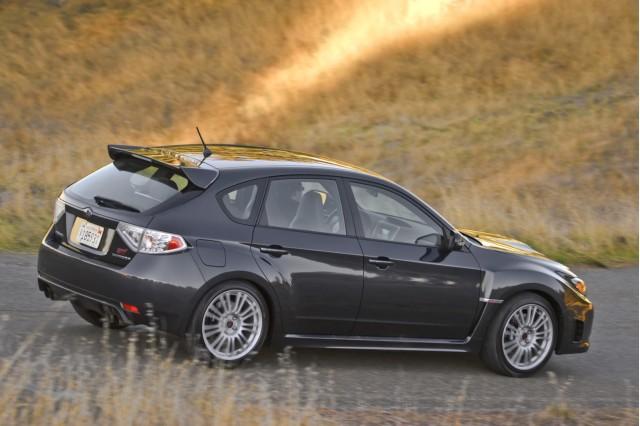 2010 Subaru Impreza WRX STI