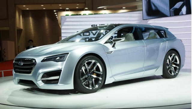 2011 Subaru Advanced Tourer Concept