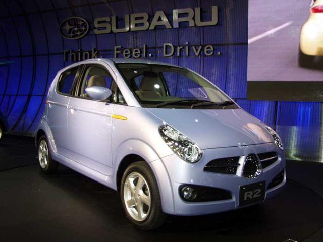 Subaru B2