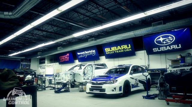 "Subaru Launch Control >> Subaru ""Launch Control"" Rally Web Series: Episode 1"